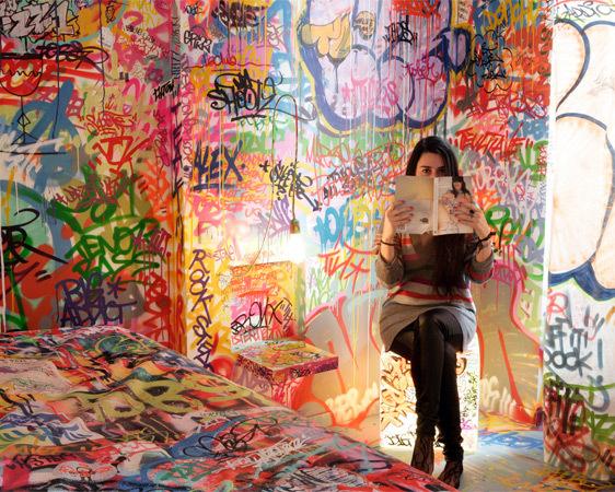 Foto de Panic Room, una habitación con trastorno bipolar (1/7)