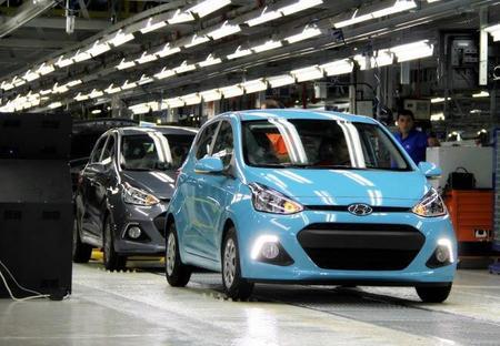 Hyundai podría abrir una fábrica en México