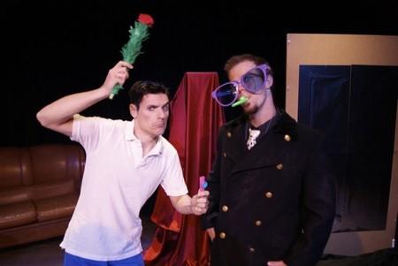 The spirit of magic ¡la magia del inglés! es un espectáculo de magia y teatro para niños