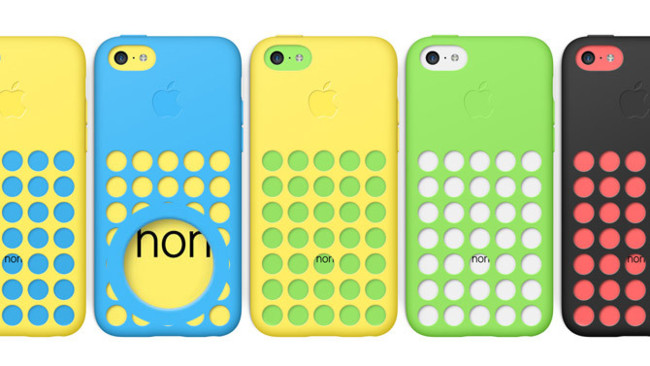Fundas del iPhone 5c