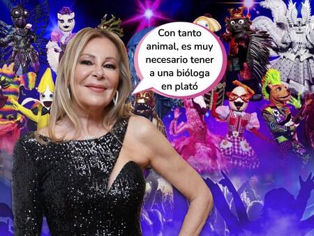 ¡Sorpresa! Ana Obregón vuelve a la televisión por todo lo alto: será investigadora invitada en la cuarta gala de 'Mask Singer'
