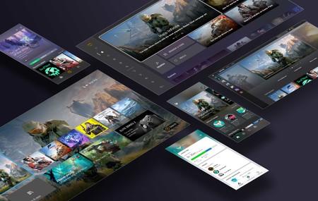 Xbox Nueva Interfaz Mexico