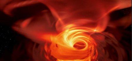 Por primera vez, una simulación de 360 grados para atravesar un agujero negro