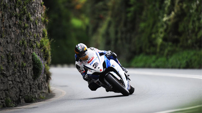 Guy Martin IOMTT 2012