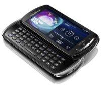 Sony Ericsson Xperia Pro: Gingerbread, potencia y teclado QWERTY completo