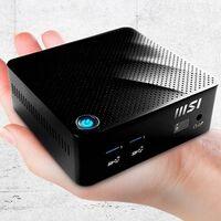 MSI anuncia los miniPC Cubi N JSL: con WiFi 6, Bluetooth 5.2 y almacenamiento M.2 SSD para montarte una pequeña oficina en casa