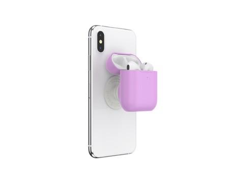 PopSocket tiene un nuevo accesorio para enganchar los AirPods a la parte trasera del iPhone