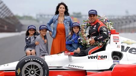 Montoya Indy 500 2015