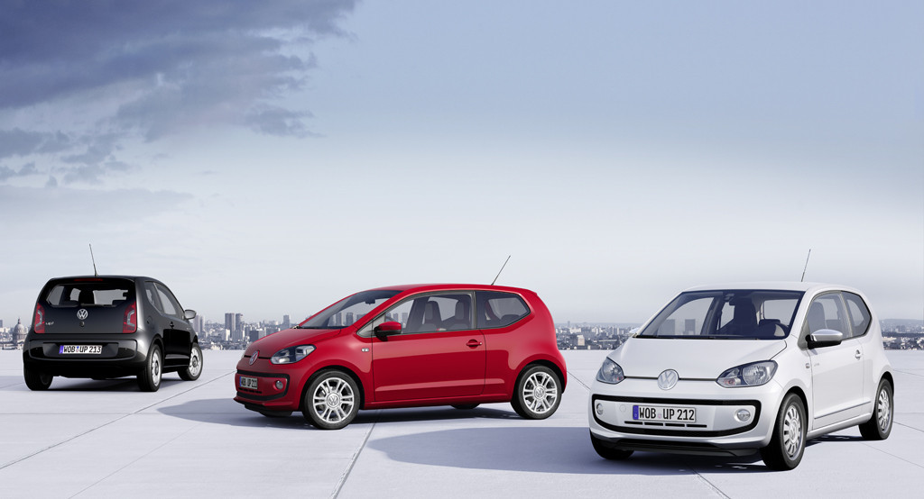 Foto de Volkswagen Up! (20/75)