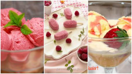 primeros helados