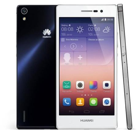 Huawei Ascend P7, toda la información