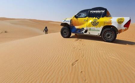 Calleja Dakar 2021