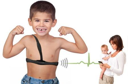 Una madre diseña un dispositivo que le avisa cuando su hijo sufre convulsiones