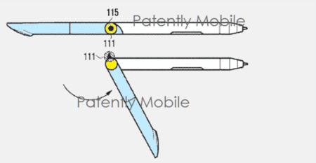 Samsung patenta un nuevo S Pen que podría funcionar de soporte para el smartphone
