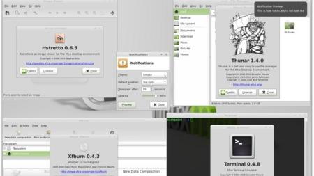 Disponible Linux Mint 14 Xfce, la versión con el clásico escritorio ligero