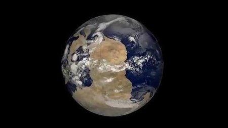 Una mirada a la evolución desde el espacio