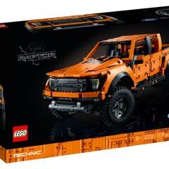 Foto 2 de 7 de la galería ford-f-150-raptor-de-lego en Motorpasión México