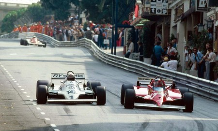 Villeneuve Monaco F1 1981 3