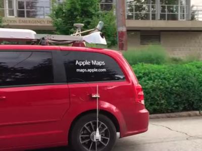 La expansión continúa: los coches de Apple Maps estarán llegando a Francia y Suecia