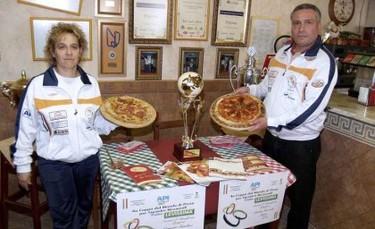 Tres restauradores vallisoletanos, campeones del mundo de pizza