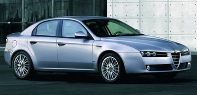 Alfa 159 y 159 Sportwagon 2008