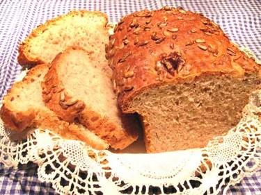 Receta de pan integral con muesli. De tu Paladar