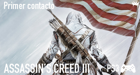 'Assassin's Creed III' para PS3: primer contacto
