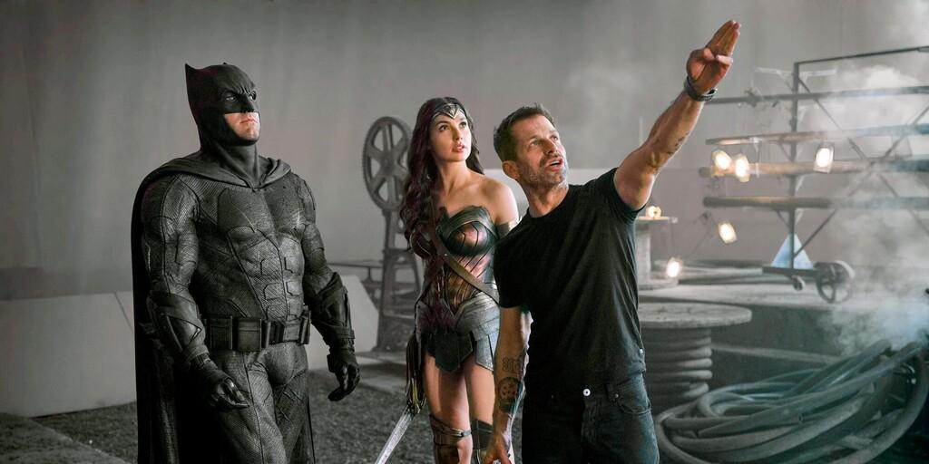 Zack Snyder desvela el verdadero motivo por el que abandonó 'Liga de la Justicia' durante la posproducción de la película de DC