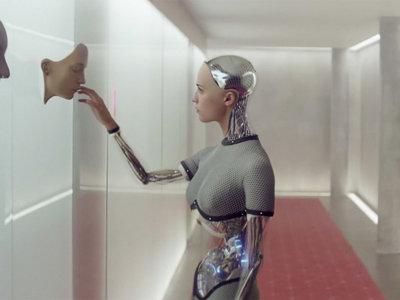 Ni 'Star Wars' ni 'Marte': el Oscar a Mejores efectos visuales fue para 'Ex Machina' por efectos como estos