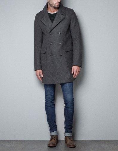 Las chaquetas y abrigos con los que zara quiere conquistar for Chaqueta tres cuartos