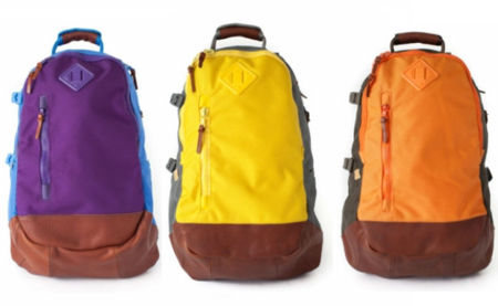 La mochila visvim Ballistic 20L para primavera-verano 2012
