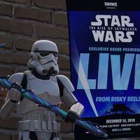 Star Wars vuelve a Fortnite con un evento especial el próximo 14 de diciembre