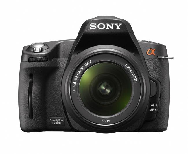 Foto de Sony Alfa A290 y Sony Alfa A390 (2/11)