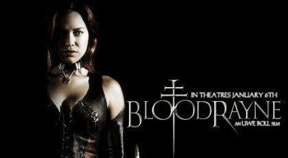 BloodRayne: web de la película abierta