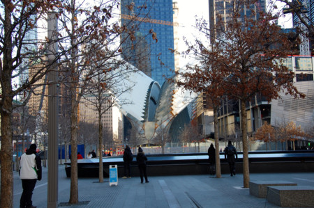 Estación de Calatrava en Nueva York