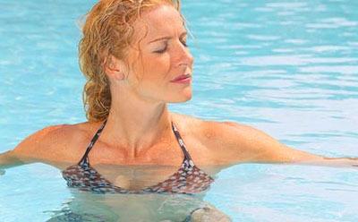En la piscina (II): la importancia de un buen calentamiento