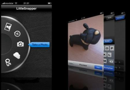 Littlesnapper para iPhone, gratuito por tiempo limitado