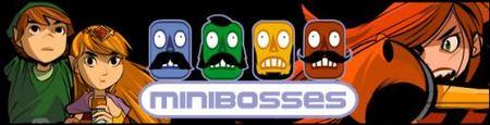 Minibosses. Grupo que homenajea clásicos de los 8bits