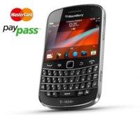 Blackberry coloca a sus modelos estrella en cabeza del pago con el móvil