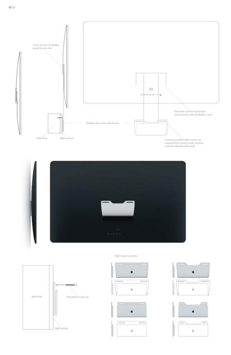 TV Apple pared