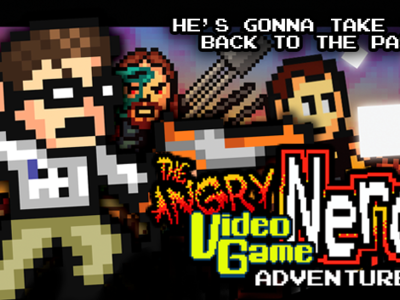 El Angry Video Game Nerd llegará a las consolas europeas de Nintendo en navidades