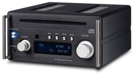 TEAC CR-H101DAB, un lector de CD-Audio para conectar al ordenador