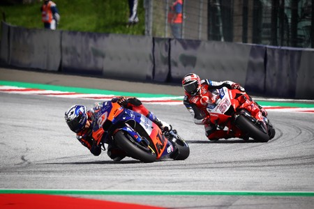 Lecuona Red Bull Ring Motogp 2020