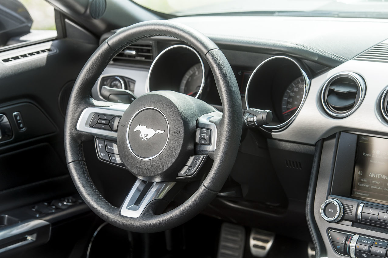 Foto de Ford Mustang 2015 (21/53)