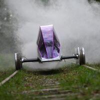 El vehículo más eficiente del mundo: Eximus IV dice poder dar media vuelta al mundo con la energía de 1l de gasolina