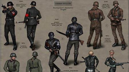 'Wolfenstein': nuevo trailer y varios artworks