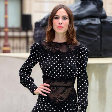 Inspírate en el último estilismo de Alexa Chung para tus outfits de verano