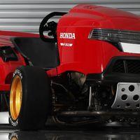 La Honda Mean Mower V2 utiliza el motor de la CBR1000RR Fireblade SP y deberá poder llegar a los 240 km/h