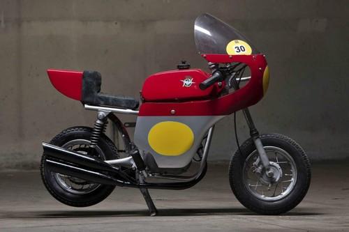 Del hijo de Phil Read a una moto plegable: Así fue como MV Agusta probó suerte con las minimotos