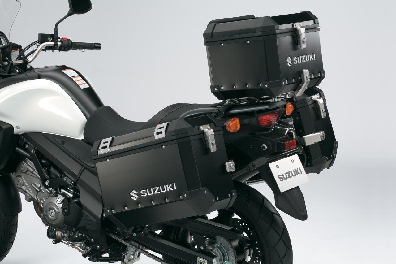 Foto de Suzuki V-Strom 650 2012, fotos de ambiente y accesorios (16/32)